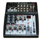 10 channel Audio Mixer