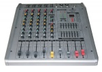 4 channel Powered Mixer